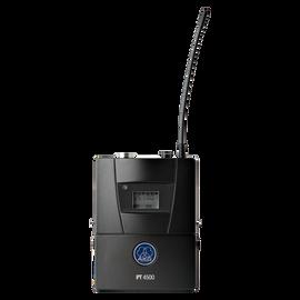 PT4500 Band5-C 20mW - Black - Reference wireless body-pack transmitter - Hero