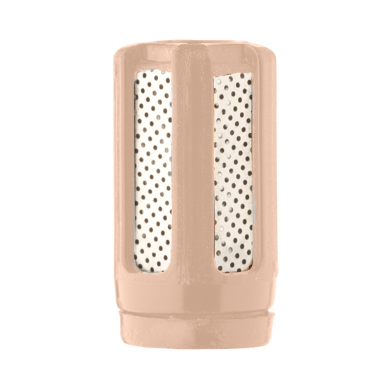 WM81 (5 Pack) - Beige - Wiremesh caps for MicroLite microphones - Hero