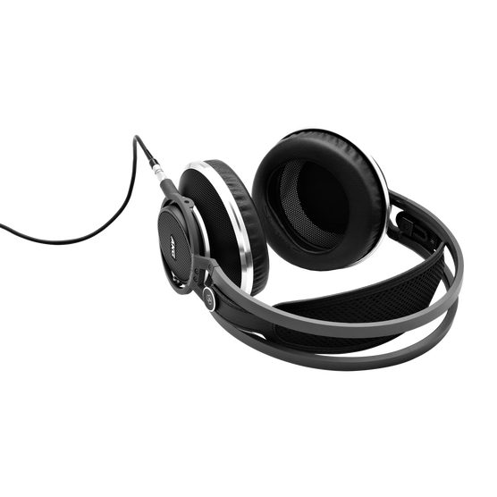 K812 - Black - Superior reference headphones - Detailshot 2