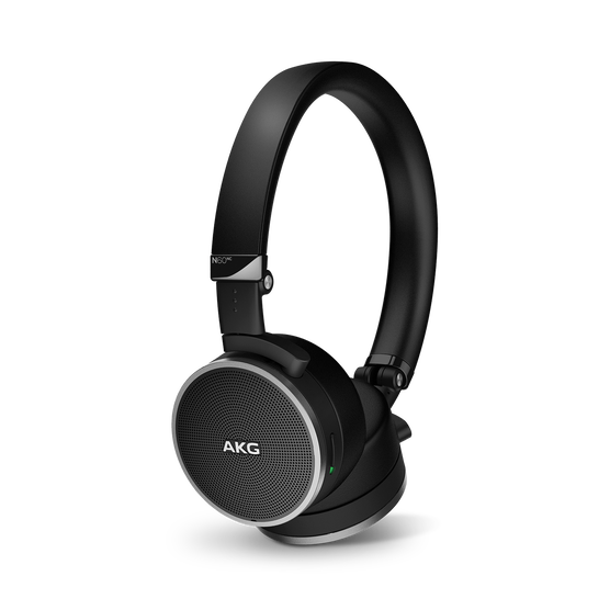 N60 NC - Black - First class noise-cancelling headphones fine-tuned for travelling - Detailshot 1