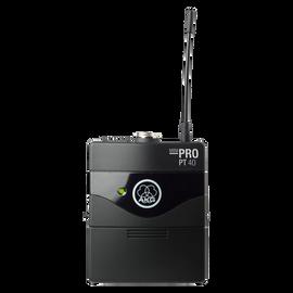 PT40 Mini - Black - Wireless body-pack transmitter - Hero