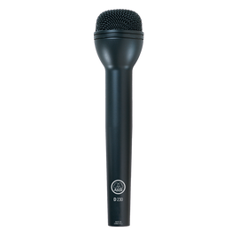 D230 - Grey - High-performance dynamic ENG microphone - Hero