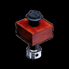 MB3 - Black - High-performance, flush-mount boundary layer microphone - Hero