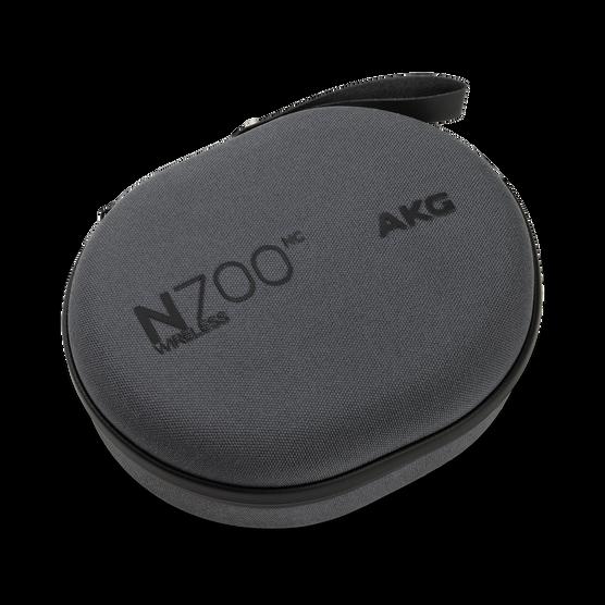 AKG N700NC Wireless - Silver - Wireless, Adaptive Noise Cancelling Headphones - Detailshot 4