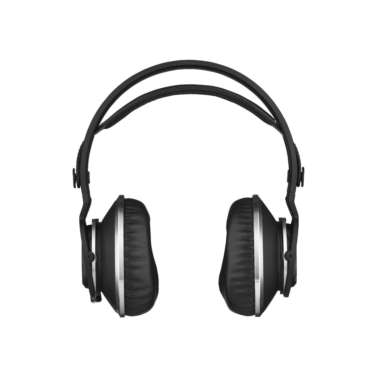 K872 - Black - Master reference closed-back headphones - Front