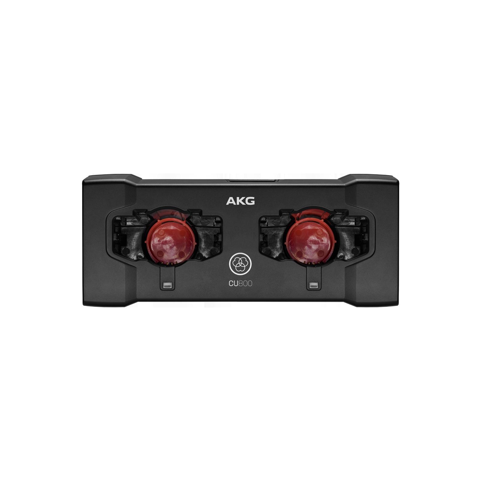 CU800 - Black - Charging unit for DHT800 and DPT800 transmitters - Detailshot 3