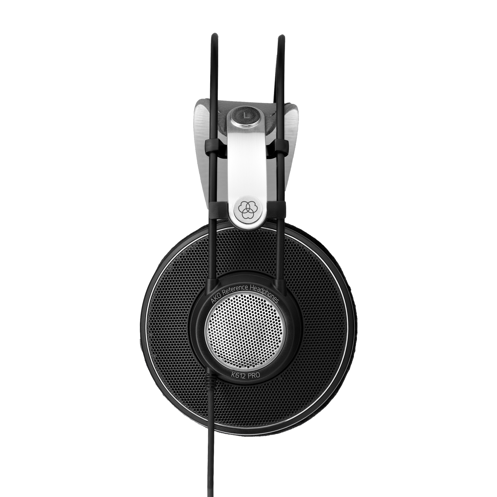 K612 PRO - Black - Reference studio headphones - Left