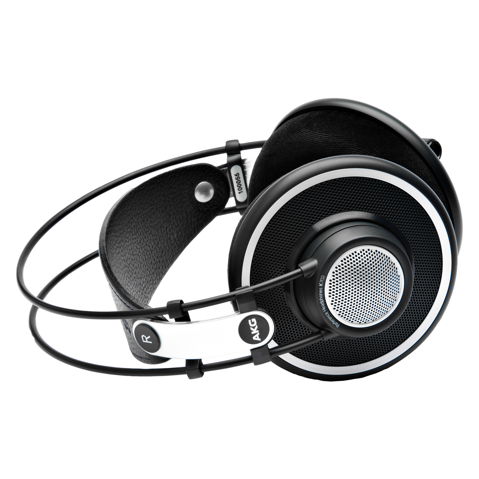 K702 - Black - Reference studio headphones - Detailshot 3