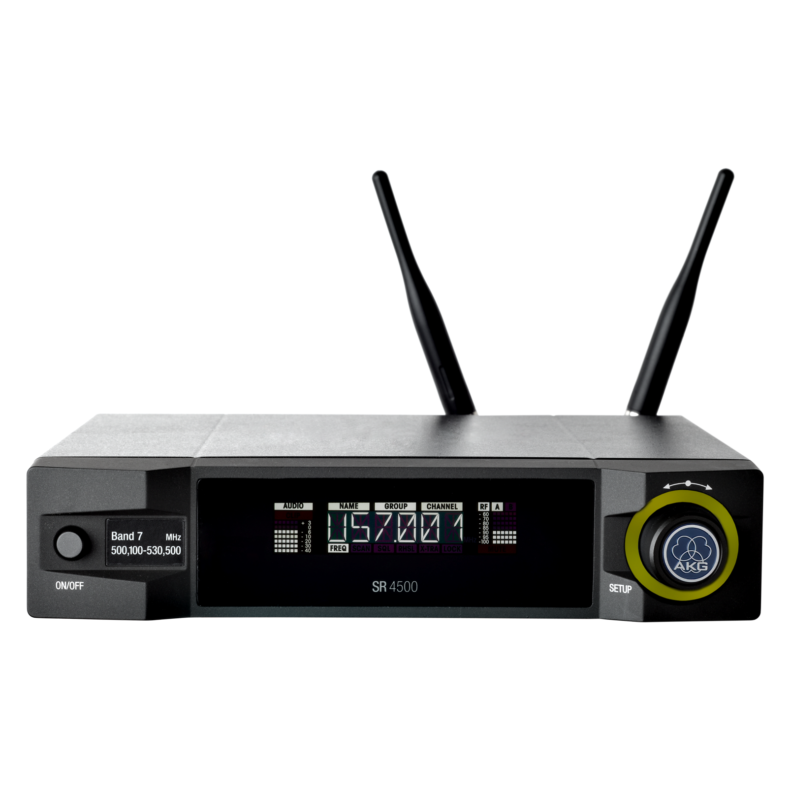 SR4500 Band5-AB - Black - Reference wireless stationary receiver - Hero
